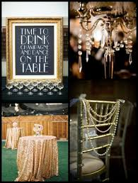 Great Gatsby Centerpiece Ideas by How To Throw A Great Gatsby Wedding Gatsby Wedding Gatsby And