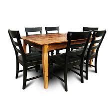 handcrafted rustic cypress tables all wood furniture company barnwood country french table