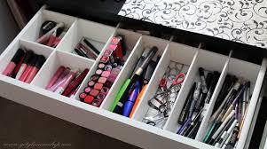 Ikea Micke Desk Makeup Makeup Collection Storage U0026 Vanity Tour Getglammedup