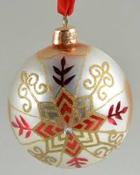 waterford holiday heirloom ornaments elements star ball with box