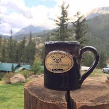Wyoming Travel Coffee Mugs images In love with their coffee handmade deneen pottery mugs jpg