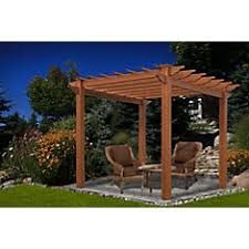 Pergolas Home Depot by Outdoor Living Today 12 Ft X 16 Ft Breeze Pergola The Home