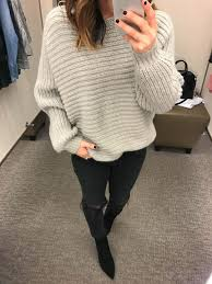 chucky sweater dressing room diaries nordstrom try on s crystalin