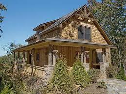 cabin plans with porch rustic house plans cottage house plans