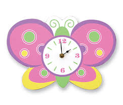 Art Wall Clock by Amazon Com Trend Lab Wall Clock Cupcake Baby