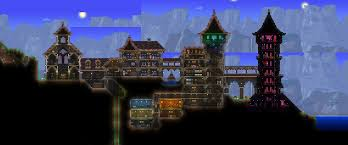 Cool House Designs Terraria House Progress 5 By Vargenssonalec Terraria Pinterest
