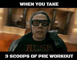 Pre Workout Meme - too much pre workout album on imgur