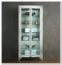 Multimedia Storage Cabinet With Doors Storage Cabinet With Glass Doors Cd Media Storage Cabinet With