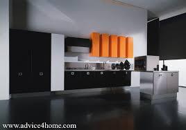 And Orange Kitchen Cabinet Design And Modern Kitchen Design - Modern kitchen cabinet designs