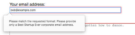 html input pattern safari input type email html mdn