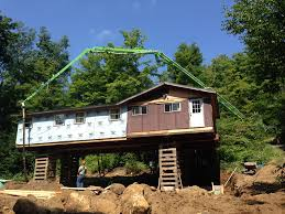 Icf Cabin Residential Concrete Icf Foundations Plattsburgh Ny Fuller