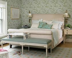 white and blue french country bedrooms design ideas