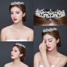 wholesale rhinestone wedding quinceanera tiaras crowns 2016 royal