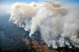 California Wildfires Burn Cars by At Least 10 Dead As Fires Burn In California Wine Country The