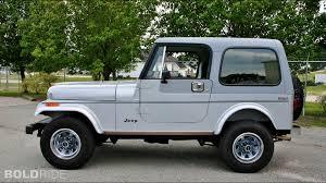 purple jeep cj jeep cj 7 limited