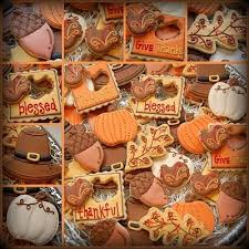 22 best thanksgiving cookies images on thanksgiving