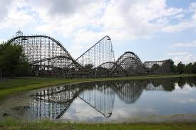 Viper Roller Coaster Six Flags State Of The Week 11 New York Askanamerican
