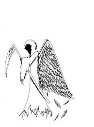 angel of death by skittles1313 on deviantart