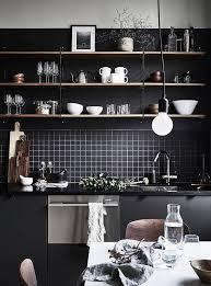 black kitchen design ideas best 25 black kitchen decor ideas on contemporary