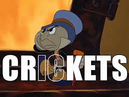 Jiminy Cricket Meme - cricket gifs tenor