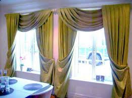 Swag Curtains For Living Room Diy Swag Curtains For Living Room Best Curtains Design 2016