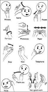 Bathroom Sign Language 15 Best American Sign Language Images On Pinterest Sign Language