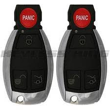 replacement key mercedes keyless entry remotes fobs for mercedes s550 ebay