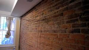 Kitchen Floor Tile Kitchen Remodel Day 55 Kitchen Floor Tiles Exposed Brick
