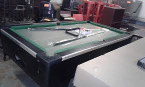 slate top pool table brand new slate top coin operated pool table junk mail