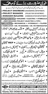 bureau of employment seekers employment bureau needs personnel for dubai in dubai jang
