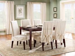 Slipcover For Dining Room Chair - Dining room chair slipcovers with arms