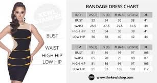 what is a bandage dress the kewl shop