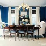 antique table with modern chairs old new pairing antique dining tables with contemporary