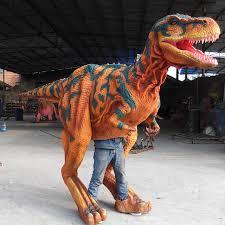velociraptor costume realistic dinosaur costumes of velociraptor source quality