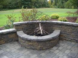 Outdoor Firepit Kit Unique Outdoor Pit Kit Outdoor Pit Kits Half Simple