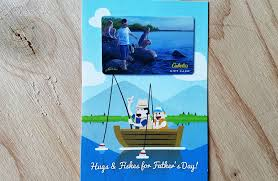 free printable father u0027s day gifts for dads into fish u0026 game gcg