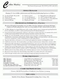 cover letter resume sample for office manager resume sample for