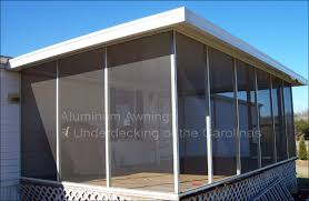 Awning Room Aluminum Screen Rooms