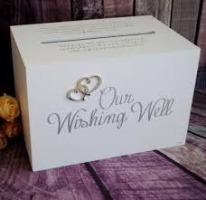 wish box wedding wedding our wishing well printed timber box wedding wish