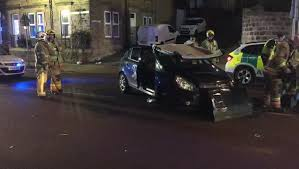 north east news recap sunderland road in felling closed after two
