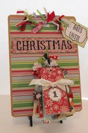 small fry u0026 co diy clipboard christmas countdown