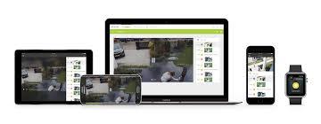 netatmo presence smart outdoor security camera with app