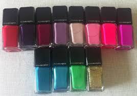 illamasqua nail varnish collection and review yes again the