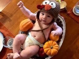 babies dressed as turkeys win this thanksgiving abc news