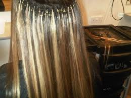 micro rings hair extensions micro ring hair extensions hair by