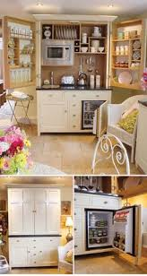 Kitchen Hutches For Small Kitchens Simple Storage Upgrades For Tiny Kitchens Kings Lane Paint