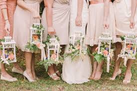 bridesmaid bouquets 10 unique alternatives to bridesmaids bouquets mon cheri bridals