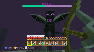Stampy And Squid Adventure Maps Minecraft Xbox Re Solitude Battling Demogorgon 18 Youtube