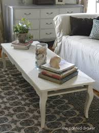 Painting Coffee Tables Design On A Dime Coffee Table Change Up Suzanne Bagheri