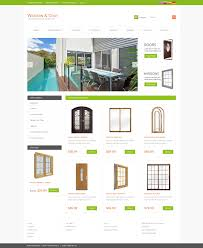 website design 49495 window windows construction custom template